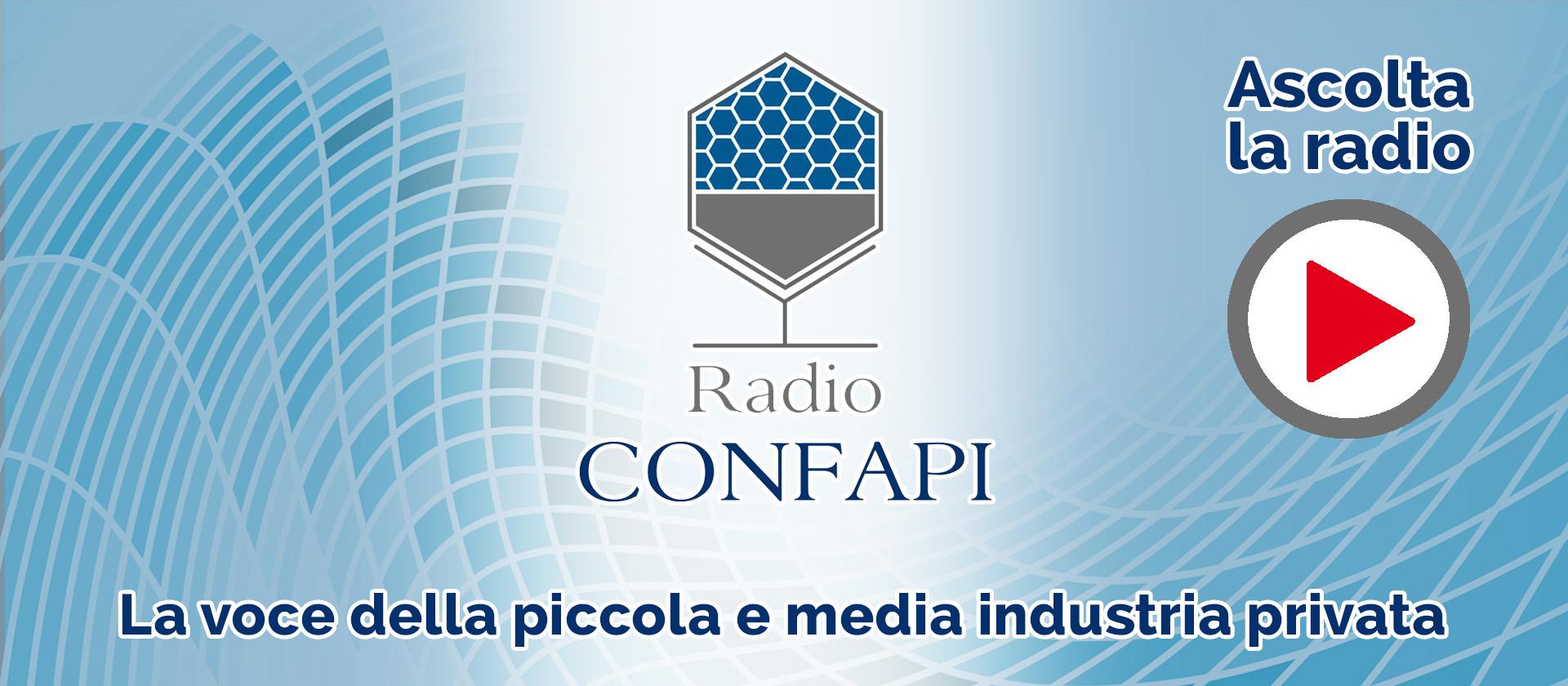 Ascolta radio Confapi